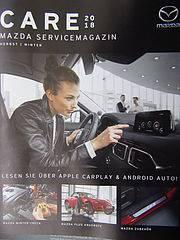Mazda Servicemagazin
