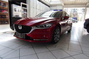 Mazda Mazda 6 Sport Combi G194 Revolution Top Aut. bei Johann Schiestl GmbH in Ihr kompetenter Partner rund um's KFZ