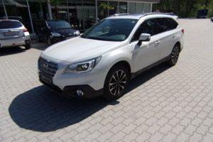 Subaru Outback 2,5i Exclusive AWD CVT bei Johann Schiestl GmbH in Ihr kompetenter Partner rund um's KFZ