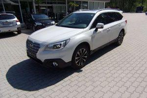 Subaru Outback 2,5i Exclusive AWD CVT Automatic/Leder Xenon Navi/AHV/ bei Johann Schiestl GmbH in Ihr kompetenter Partner rund um's KFZ