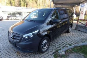 Mercedes-Benz Mercedes Vito 4×4 Lang 9 Sitzer / Navi /4 Matik bei Johann Schiestl GmbH in Ihr kompetenter Partner rund um's KFZ