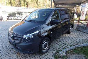 Mercedes-Benz Vito Tourer 4 Matic 9 Sitzer 114 lang 4×4 Aut. bei Johann Schiestl GmbH in Ihr kompetenter Partner rund um's KFZ