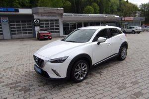 Mazda CX-3 CD105 Revolution bei Johann Schiestl GmbH in Ihr kompetenter Partner rund um's KFZ