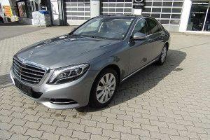 Mercedes-Benz S 350 BlueTEC 4Matic Aut. bei Johann Schiestl GmbH in Ihr kompetenter Partner rund um's KFZ