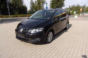 VW Sharan Sky BMT 2,0 TDI DPF 4Motion bei Johann Schiestl GmbH in Ihr kompetenter Partner rund um's KFZ
