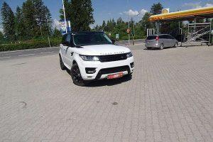 Land Rover Range Rover Sport bei Johann Schiestl GmbH in Ihr kompetenter Partner rund um's KFZ