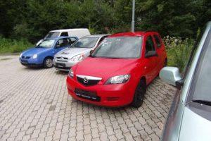 Mazda Mazda2 2 1,25i Plusline bei Johann Schiestl GmbH in Ihr kompetenter Partner rund um's KFZ
