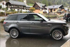 Land Rover Range Rover Sport 3,0 TDV6 HSE bei Johann Schiestl GmbH in Ihr kompetenter Partner rund um's KFZ
