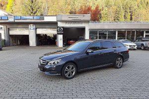 Mercedes-Benz E 250 T BlueTEC 4MATIC Avantgarde A-Edition Aut. bei Johann Schiestl GmbH in Ihr kompetenter Partner rund um's KFZ