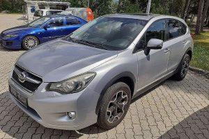 Subaru XV 2,0D Exclusive bei Johann Schiestl GmbH in Ihr kompetenter Partner rund um's KFZ