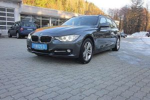 BMW 318d xDrive Touring bei Johann Schiestl GmbH in Ihr kompetenter Partner rund um's KFZ