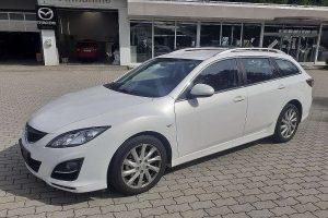 Mazda Mazda6 6 Sport Combi CD129 TE bei Johann Schiestl GmbH in Ihr kompetenter Partner rund um's KFZ