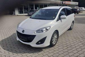 Mazda Mazda5 5 CD116 TX bei Johann Schiestl GmbH in Ihr kompetenter Partner rund um's KFZ